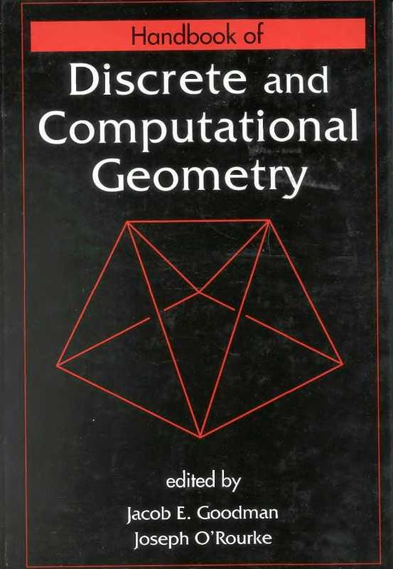 资源分享 – Handbook of Discrete and Computational Geometry, First Edition 英文高清PDF下载