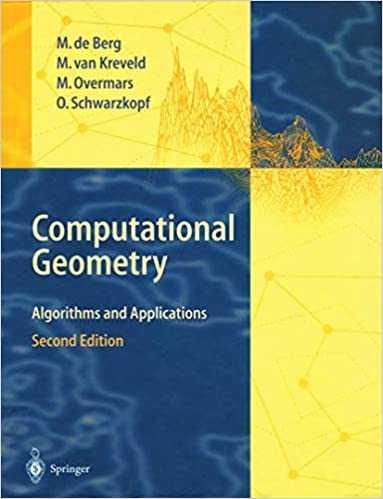 资源分享 – Computational Geometry – Algorithms and Applications, Second Edition 英文高清PDF下载