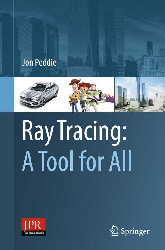 资源分享 – Ray Tracing – A Tool for All 英文高清PDF下载