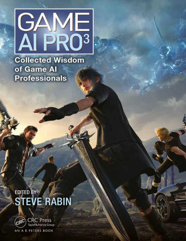 资源分享 – Game AI Pro 3 – Collected Wisdom of Game AI Professionals 英文高清PDF下载-StubbornHuang Blog