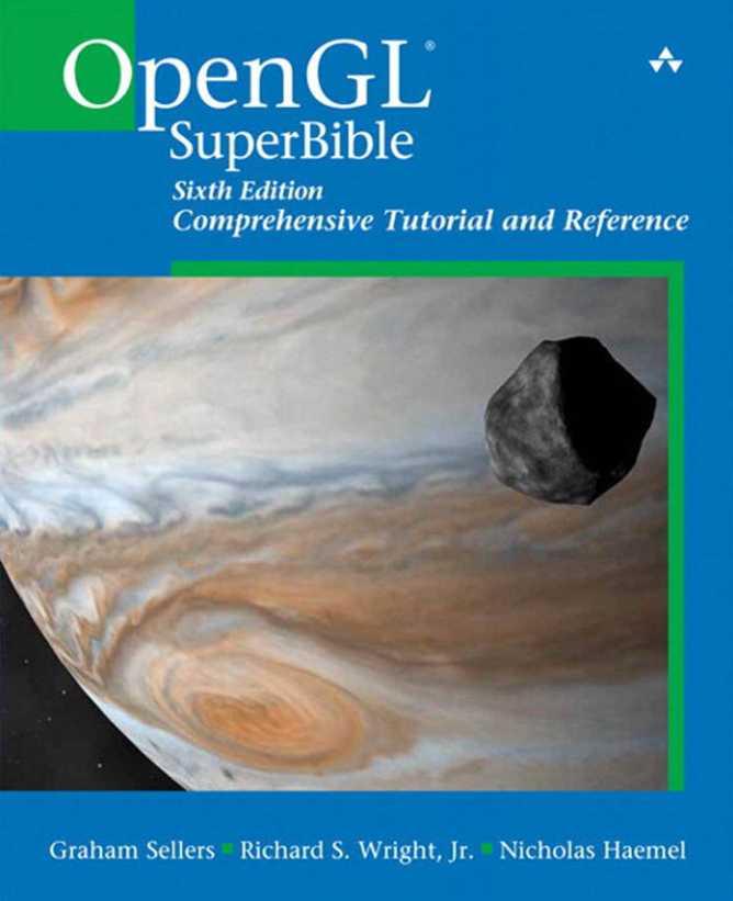 资源分享 – OpenGL SuperBible – Comprehensive Tutorial and Reference (Sixth Edition) OpenGL蓝宝书第6版英文高清PDF下载-StubbornHuang Blog