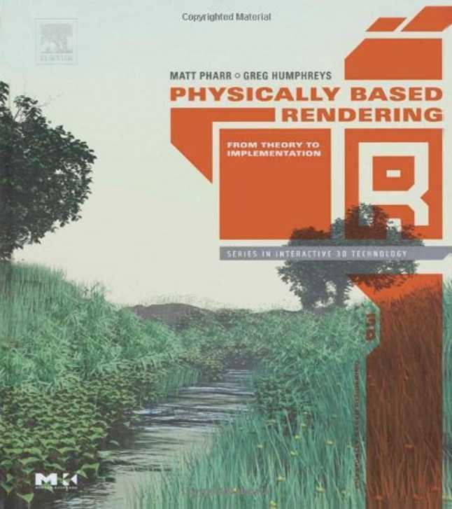资源分享 – Physically Based Rendering From Theory To Implementation (First Edition)英文高清PDF下载-StubbornHuang Blog