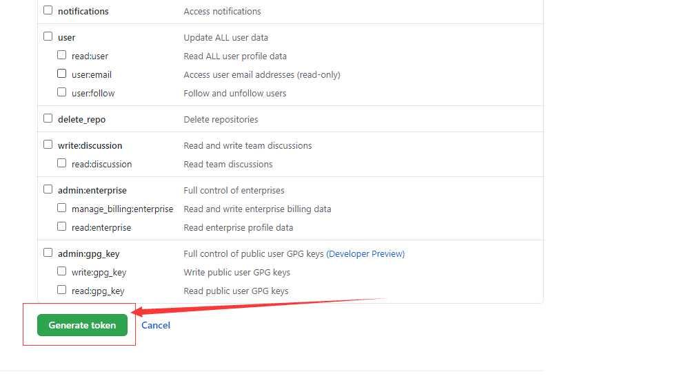 Github – 使用新的Personal Access Token进行仓库认证-StubbornHuang Blog