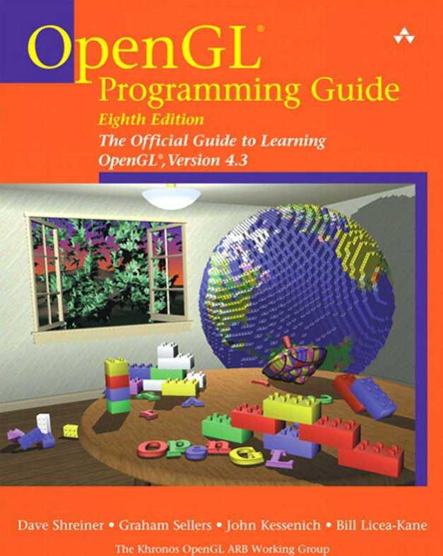 资源分享 – OpenGL Programming Guide (Eighth Edition) OpenGL红宝书英文第8版 英文高清PDF下载-StubbornHuang Blog