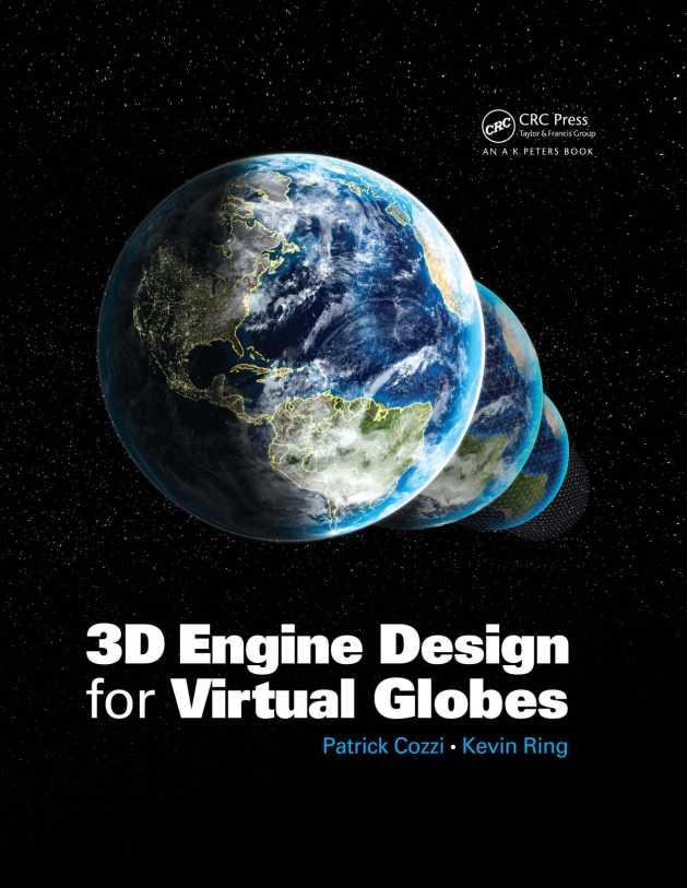 资源分享 – 3D Engine Design for Virtual Globes 英文高清PDF下载-StubbornHuang Blog