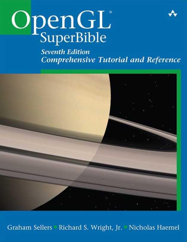 资源分享 – OpenGL SuperBible – Comprehensive Tutorial and Reference (Seventh Edition) OpenGL蓝宝书第7版英文高清PDF下载