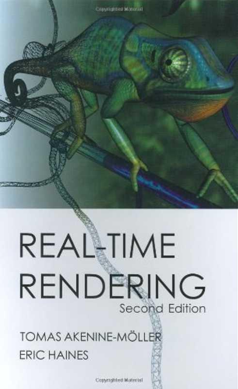 资源分享 – Real-Time Rendering, Second Edition 英文高清PDF下载