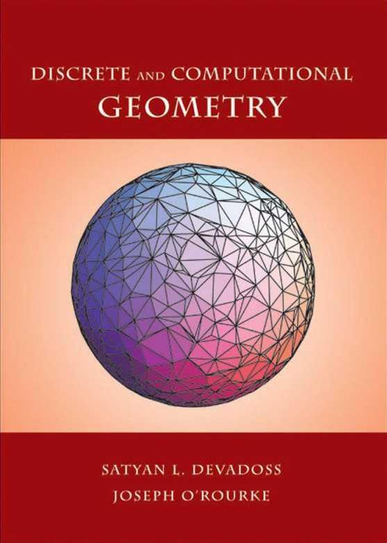 资源分享 – Discrete and Computational Geometry 英文高清PDF下载