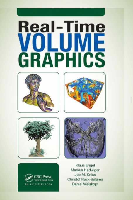 资源分享 – Real-Time Volume Graphics 英文高清PDF下载