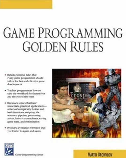 资源分享 – Game Programming Golden Rules 英文高清PDF下载