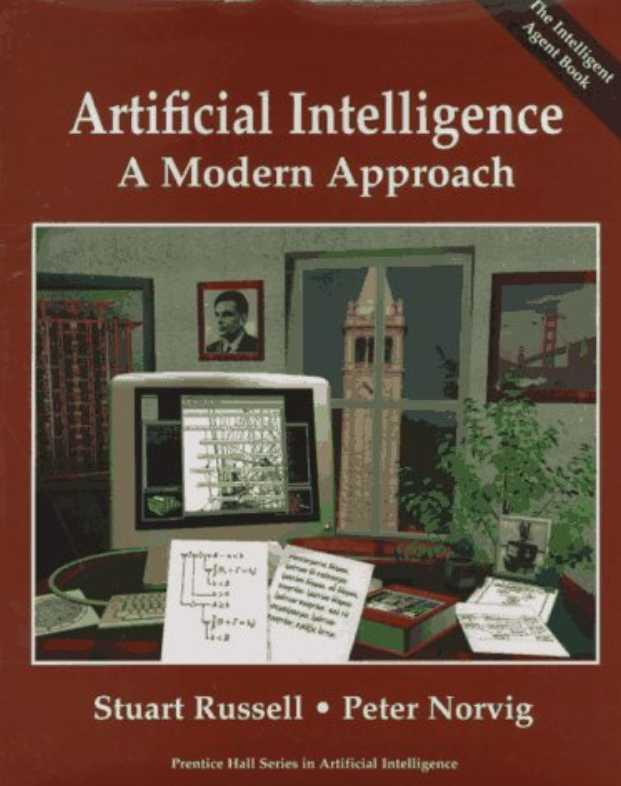 资源分享 – Artificial Intelligence – A Modern Approach , First Edition 英文高清PDF下载