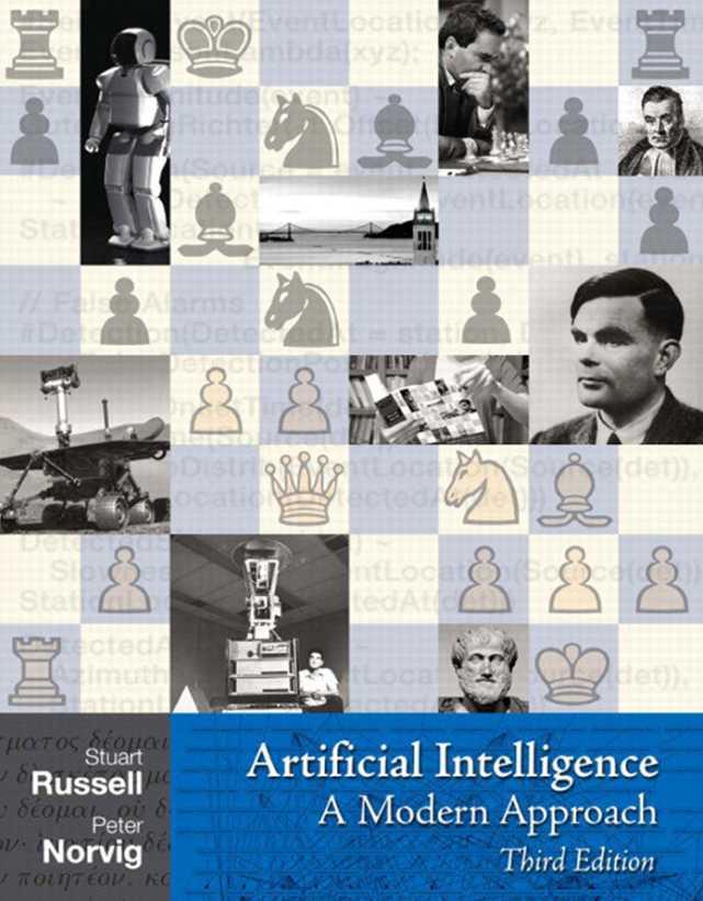 资源分享 – Artificial Intelligence – A Modern Approach , Third Edition 英文高清PDF下载