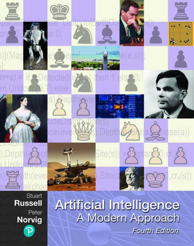 资源分享 – Artificial Intelligence – A Modern Approach , Fourth Edition 英文高清PDF下载