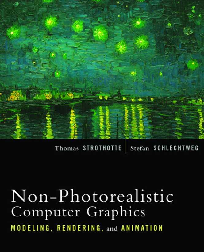 资源分享 – Non-Photorealistic Computer Graphics – Modeling, Rendering, and Animation 英文高清PDF下载