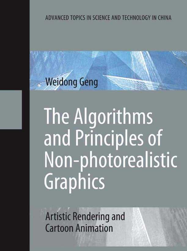 资源分享 – The Algorithms and Principles of Non-photorealistic Graphics – Artistic Rendering and Cartoon Animation 英文高清PDF下载