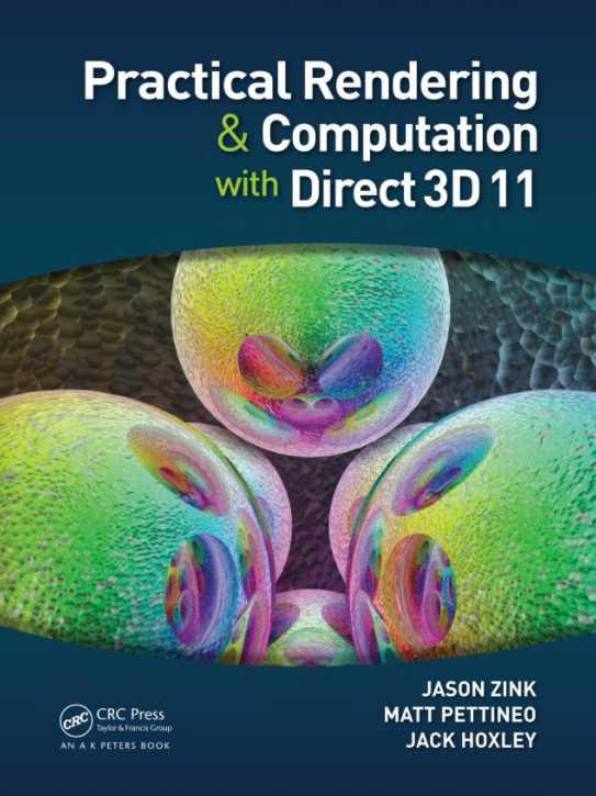 资源分享 – Practical Rendering and Computation with Direct3D 11 英文高清PDF下载