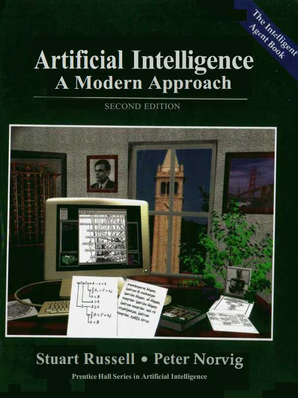 资源分享 – Artificial Intelligence – A Modern Approach , Second Edition 英文高清PDF下载-StubbornHuang Blog