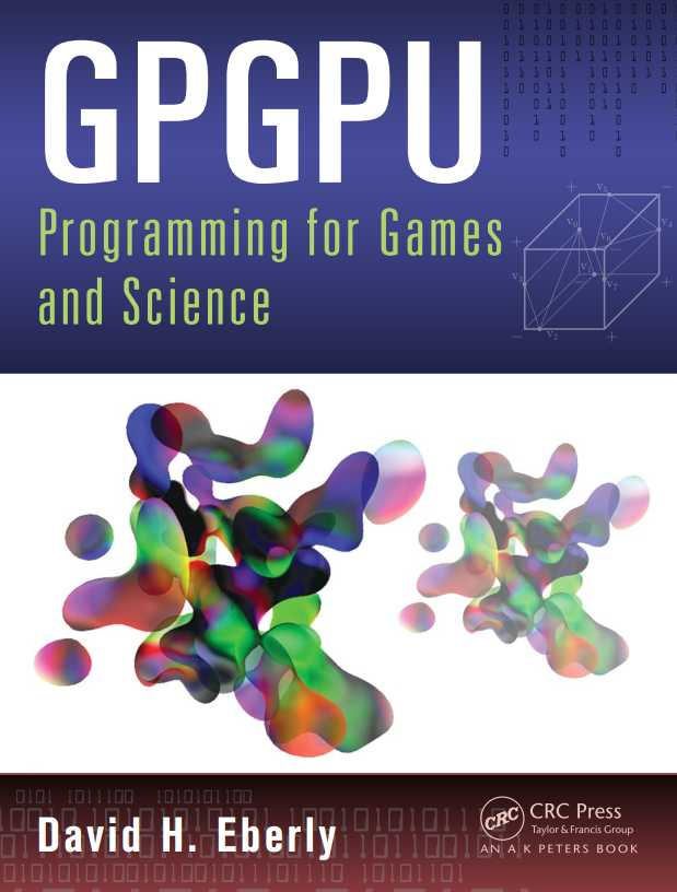 资源分享 – GPGPU Programming for Games and Science 英文高清PDF下载